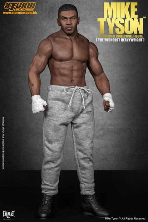 mike tyson  youngest heavyweight collectibles