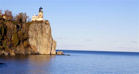 minnesota things places fun visit lighthouse shore north scenic rock unique split vacationidea destinations lakes