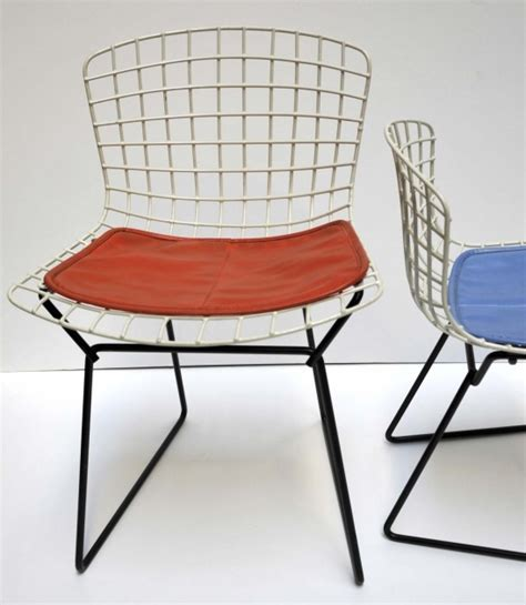 chaises bertoia chaise enfant vintage harry bertoia apartment and