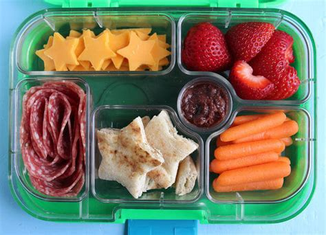 50 Of The Best Kids' Snack And Lunch Ideas!  I Heart Nap Time