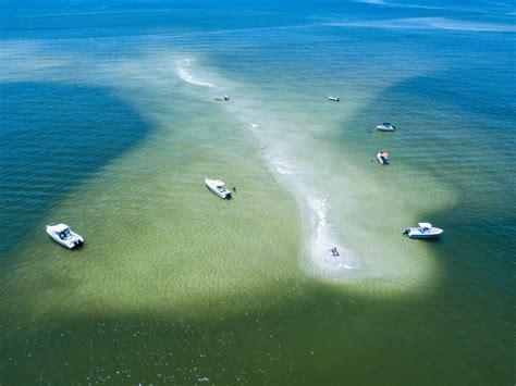 captiva island north sand bar boating boat fishing reply hull truth