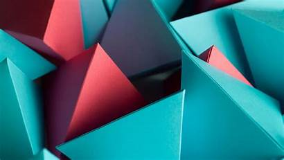 4k 3d Triangle Abstract Wallpapers Cube Backgrounds