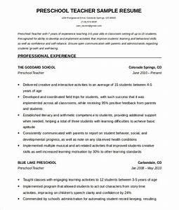 40  Teacher Resume Templates
