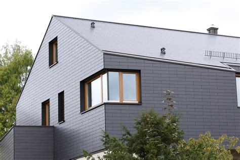 Einfamilienhaus Neues Kleid Fuer Die Fassade by Fassade Sch 246 Nreiter Baustoffe Bauen Modernisieren