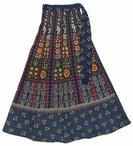 Wrap Skirts Long - Dress Ala