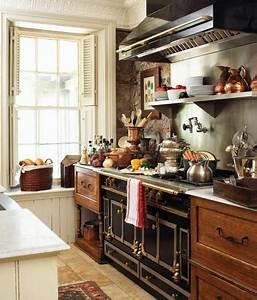 Küche Gemütlich Dekorieren : wundersch n gem tlich ich w rd da auch mal gern selbst kochen wenn ich es k nnte d wohnen ~ Indierocktalk.com Haus und Dekorationen