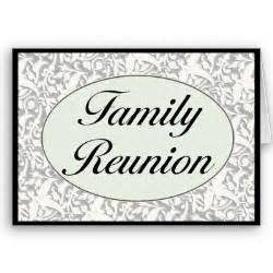 family reunion a journey