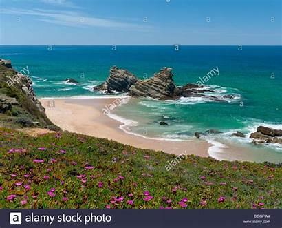 Portugal Costa Alentejo Covo Vicentina Porto Praia