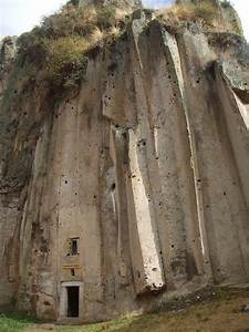 Megalithic Ancient Stone Prison In Peru