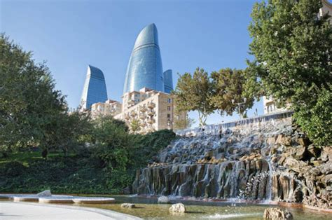 Visit Baku The Capital City Of Azerbaijan And The First Place To Host The European Games