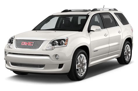 chicago  facelifted  gmc acadia  acadia denali