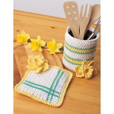 free crochet patterns for kitchen accessories springtime accessories crochet patterns patterns 8269