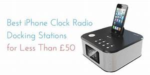 Best Iphone Clock Radio Docking Stations For Less Than  U00a350