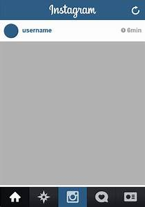 Instagram App Complete Vector UI, Vectors - 365PSD.com