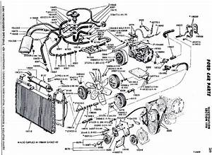 1965 Ford Mustang Starter Solenoid Wiring