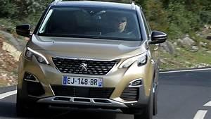 Peugeot 5008 Allure Business : essai peugeot 5008 1 2 puretech 130 eat6 allure 2017 youtube ~ Gottalentnigeria.com Avis de Voitures