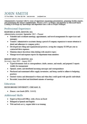 Make A Free Resume Now by Expert Preferred Resume Templates Basic Simple