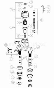 Chicago Faucet Parts Diagram