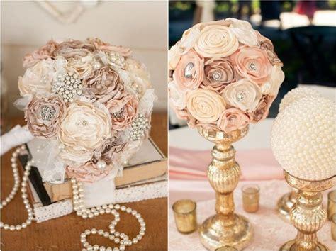 35 Chic Vintage Pearl Wedding Ideas Youll Love Deer