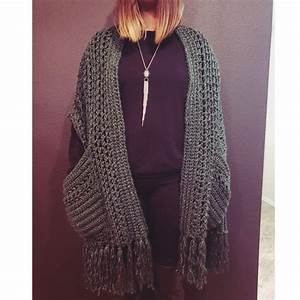 Perfect Pocket Shawl For Sale  Color Options Available