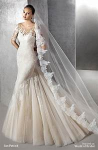 san patrick 2016 wedding dresses part 2 world of bridal With san patrick wedding dress