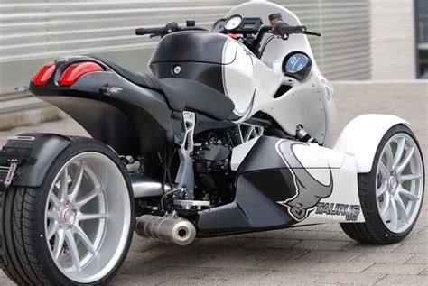 Bmw Powered, 175hp Trike
