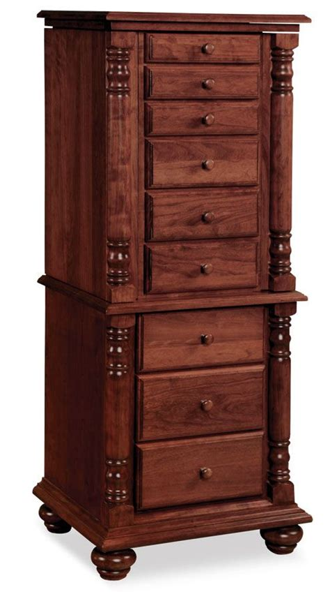 jewelry armoire from simply amish furniture