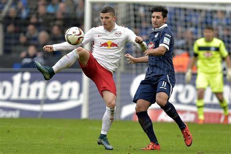 Spätestens mit dem elfmeter müssen wir das spiel entscheiden, stattdessen. RB Leipzig - Arminia Bielefeld: Prognose & Tipp (29.04.16 ...