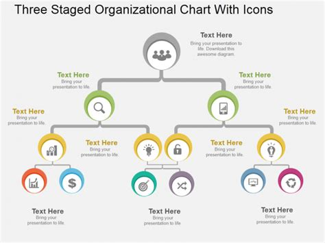 powerpoint tutorial    create  organization