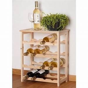 Meuble A Bouteille : meuble range bouteilles achat vente meuble range ~ Dallasstarsshop.com Idées de Décoration