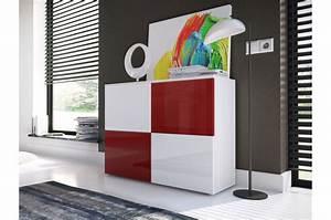 Meuble Chambre Pas Cher : meuble commode pas cher samba cbc meubles ~ Dode.kayakingforconservation.com Idées de Décoration