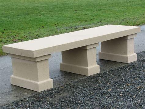 concrete bench lowes concrete bench molds for home design ideas