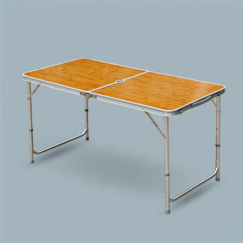 aluminum outdoor folding table laptop folding table for
