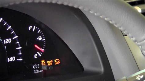 what is vsc light vsc check light on camry autos post