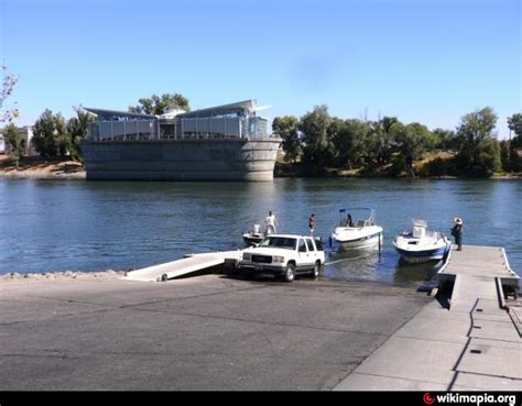 Boat Launch Discovery Bay by Broderick Boat R West Sacramento California Park