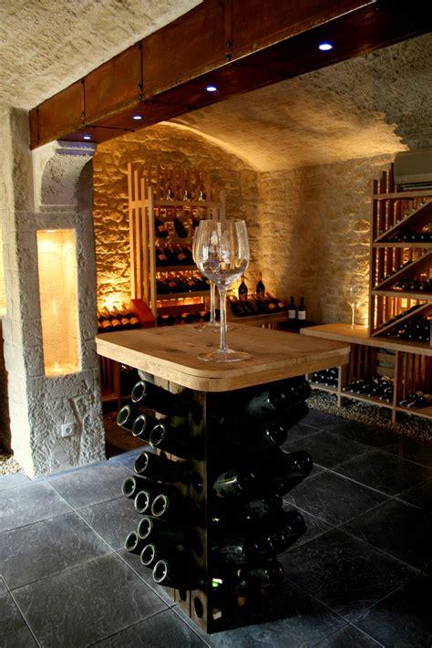 Mur Cave A Vin 3842 by R 233 Alisation De Murs Pour Une Cave 224 Vin En Enduit