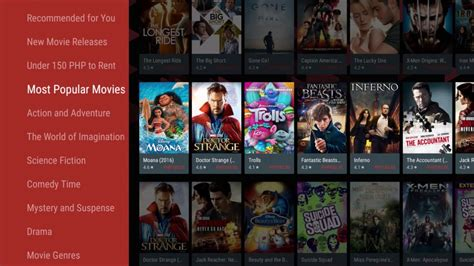 Itunes, Google Play Movies, And Microsoft Movies And Tv