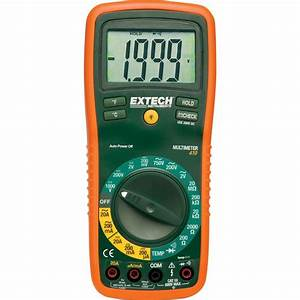 Klein Tools Manual Ranging Digital Multimeter-mm300