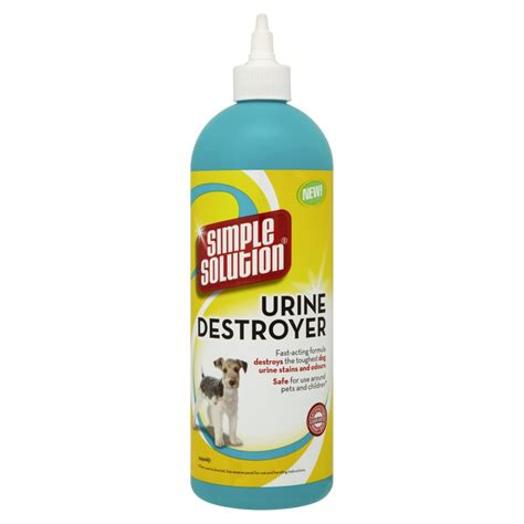 Simple Solution Urine Destroyer 1l — Purely Pet Supplies Ltd