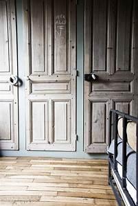 Porte Occasion Maison : les 25 meilleures id es de la cat gorie portes vintage sur pinterest ferme rustique portes ~ Medecine-chirurgie-esthetiques.com Avis de Voitures