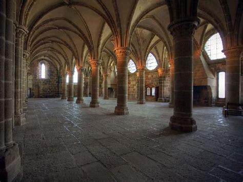 chevalier de la salle la chapelle etienne de l abbaye du mont michel photo de abbaye du mont