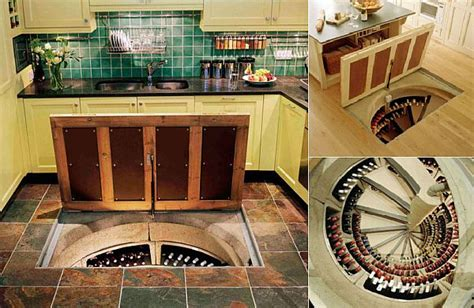 wine cellar kitchen floor open up the floor area to a great new possibility wine 1544