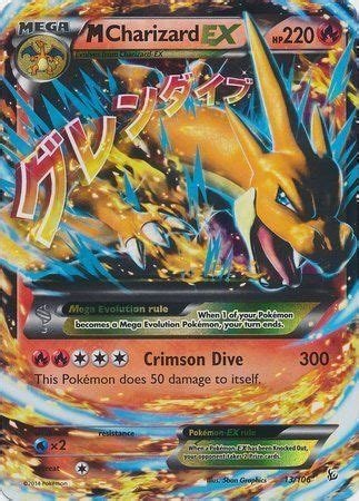 How To Continue Mega by Mega M Charizard Ex Xy Flashfire 13 106 Holo Foil