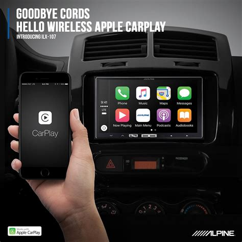 android auto  apple carplay arrivent enfin en wifi