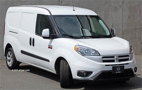 american jeep ram promaster city a week with the small commercial van