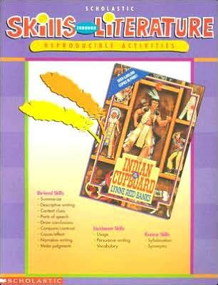 Indian In The Cupboard Audiobook by The Indian In The Cupboard By Scholastic Professional