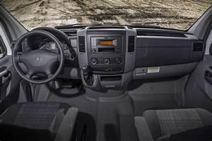 Mercedes Benz Announces New Sprinter Worker Van