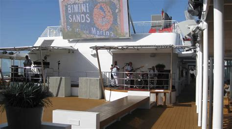 Deck Restaurant Nassau Bahamas by Bimini Bahamas 1 Cruise Is Now A 2 Cruise