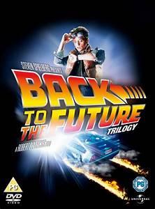 Back To The Future 1-3 Box Set: 25th Anniversary DVD