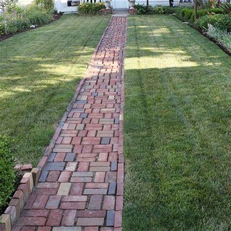 brick pathways landscaping brick path design ideas pictures remodel and decor hardscape pinterest more brick path